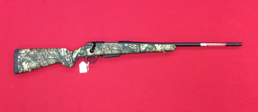 Winchester XPR 6.5 Creedmoor Bolt Action, Camo Finish