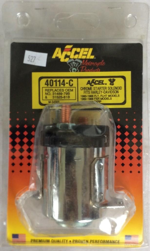 ACCEL 40114 Starter Solenoid