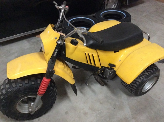 Yamaha Three Wheeler 5V7-002269