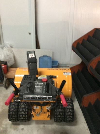 Cub Cadet 945SWE Snow Blower, Zero Turn, Power Steering, Heated Grips, Self