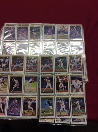 1990's Baseball Cards Misc. Companies  342 Cards