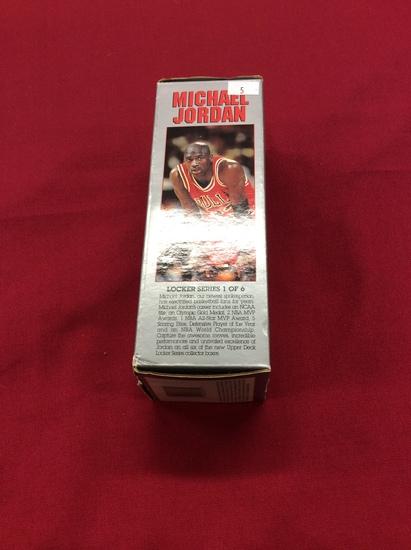 Box NBA Locker Series #1 of 6 Michael Jordan