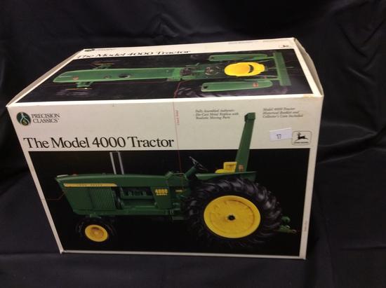 Ertl John Deere Model 4000 Precision Classics 1/16
