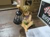 Boxes Solar Children Statues