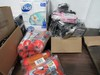 Lot Soap, Xcords Safety Seals, Dog Toys & Games