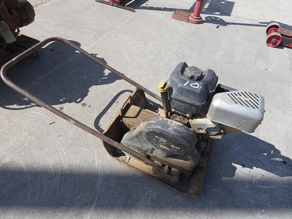 WB Plate Compactor