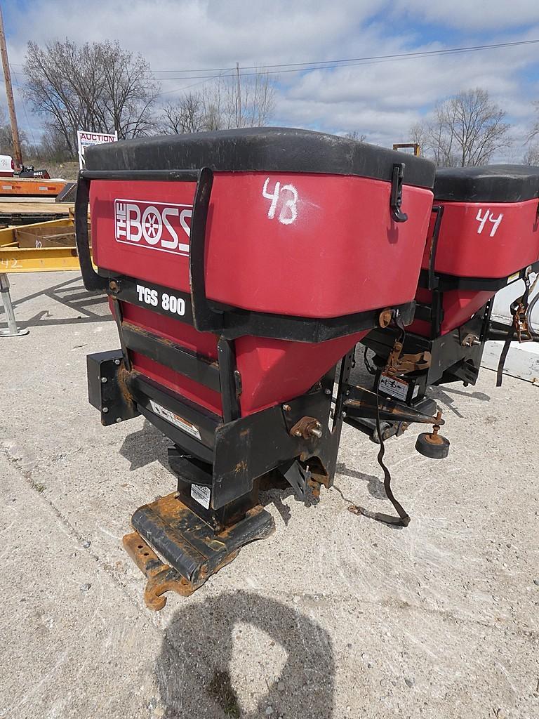 Boss TGS800 Spreader