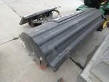 2012 Bobcat 68 Angle Broom, SN:231320008,  Power Angle.