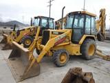 John Deere 310D 4x4 Tractor Loader Backhoe, SN:031898822, EROPS, 4wd, Exten