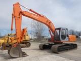 Hitachi EX200LC-5 Hydraulic Excavator, SN:14M83971, EROPS, 48'' Bucket, Thu