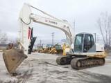 2005 Terex/Daewoo TXC175-1 Hydraulic Excavator, SN:30033, EROPS w/ Air Cond