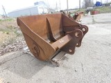 Terex TC175 60'' Ditch Bucket