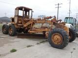 Galion 102 Motor Grader, SN:MD8843, Detroit Diesel.