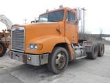 1997 Freightliner Tandem Truck Tractor, SN:1FUY3MCB8VP575467, Cummins M11 3