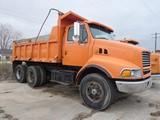 1997 Ford L9000 Tandem Dump Truck, SN:1FDYS86F8VVA43076, Reman Cat 3126 Die
