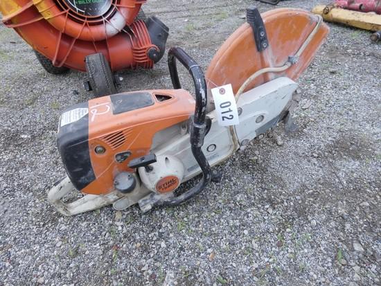 Stihl TS800 Cutoff Saw