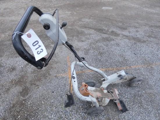 Stihl Cutoff Saw Cart