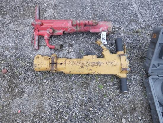 (2) Jackhammers