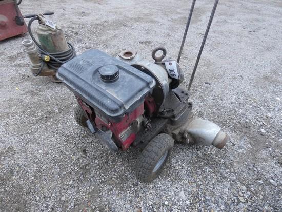GR Pump, B&S Gas