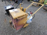 SealMaster Crack Filler / Applicator Pot, Heated w/ Tank