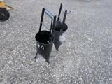 (2) Hand Tar Pots