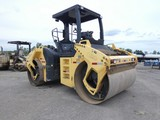 2007 Bomag BW190AD-4 Tandem Vibratory Roller, SN:101920261040, 78'' Drums,