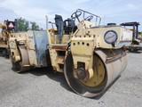2005 Bomag BW202AD Tandem Vib. Roller, SN:1096400110101T, Deutz Diesel, 84'