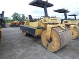 Bomag BW11AS Tandem Static Roller, SN:901D08906677, 54'' Drums, 3063 hrs.