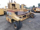 Blaw Knox 95W Road Widener, SN:D107-005, Hyd. Conversion, JD Diesel, Slat C