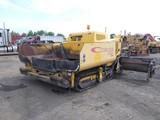 2013 Carlson CP100 Asphalt Paver, SN:2200813, Cat Diesel, 8'-15' Screed, Ca