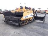 2008 Leeboy 8515 Crawler Asphalt Paver, SN:V3300T8F3517, Kubota V3600T Dies
