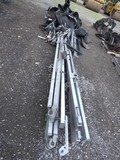 Dynapac Skis & Parts, Augers, Screed, etc. (Buyer Loads)