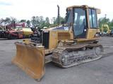 2007 Caterpillar D5G-XL Dozer, SN:WGB3243, ROPS, 6 Way Blade, 8825 hrs.