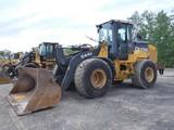 2011 John Deere 644K Wheel Loader, SN:1DW644DZPBE638293, EROPS, GP Bucket,
