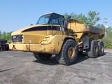 2005 Caterpillar 740 6x6 Articulated Dump Truck, SN:AXM1907, 13,200 hrs.  F