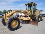 1991 Caterpillar 140G Motor Grader, SN:72V14158, EROPS, 7,259 hrs.  For ser