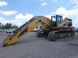 2007 Caterpillar 365CL Hydrauilc Excavator, SN:MCS0366, 13'6'' Stick, 72''