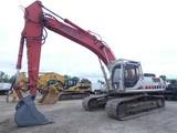2007 Link-Belt 330LX Hydraulic Excavator, SN:K6J7-2120, Aux. Hyd., 34'' Buc