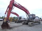 2007 Link-Belt 330LX Hydraulic Excavator, SN:K6J7-2118, Aux. Hyd., 24'' Buc