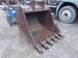 48'' Excavator Bucket