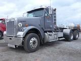 2000 Freightliner Tandem Truck Tractor, SN:1FHJALBD31LH78100, Cummins 525,