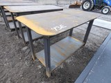 NEW 58'' Steel Welding Table, Made in USA