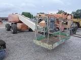 1997 JLG 600S 4x4 Boomlift, SN:423190300030056, Diesel