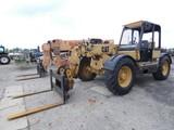 1999 Caterpillar TH83 4x4 Telescopic Forklift, SN:3RN1881, Cat 3054, 5185 h