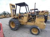 1986 Case 585D RT Forklift, SN:F17019496, ROPS, Diesel, 9'10'' Mast, 6' For