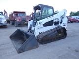 2014 Bobcat T750 Compact Crawler Skidloader, SN:ATF613370, EROPS w/ Air (No