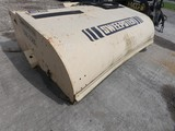 Sweepster SB72C Skidloader Sweeper Attachment, SN:9937017