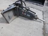 Hydraulic Breaker, Skidloader QT
