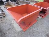 NEW Sm. Forklift Dump Basket, Made in USA