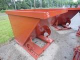 NEW Lg. Forklift Dump Basket, Made in USA